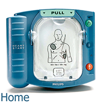 HeartStart HOME AED