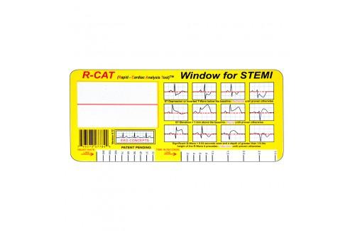 EKG Concepts R-CAT (Rapid-Cardiac Analysis Tool) Window for 12-Lead STEMI