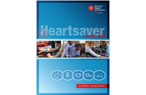 Heartsaver First Aid CPR/AED Student Workbook