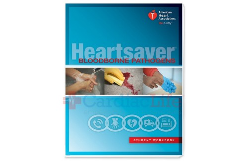 Heartsaver Bloodborne Pathogens Students Workbook