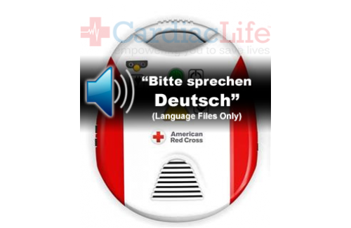 AED Trainer Language File - German