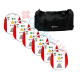 RED CROSS AED Trainer with Metronome 6 Pack