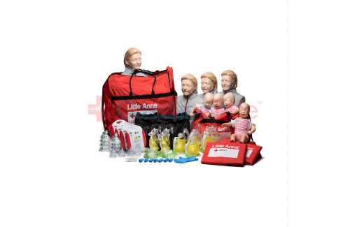 American Red Cross BLS Instructor Starter Kit with New AED