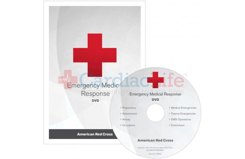 Emergency Medical Response DVD 2017