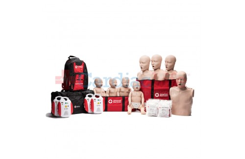 Instructor Starter Package with CPR Monitor and New AED Trainers