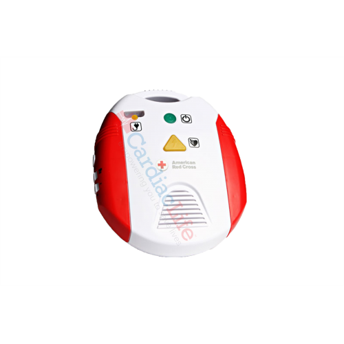 Red Cross AED Trainer with Metronome | Cardiac Life