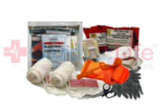 Basic Slim Bleeding Control Kit 2 - Vacuum Wrapped