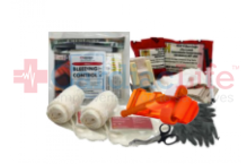 Basic Slim Bleeding Control Kit 2 - Vacuum Wrapped