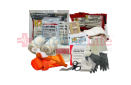 Intermediate Slim Bleeding Kit 2 - Vacuum Wrapped