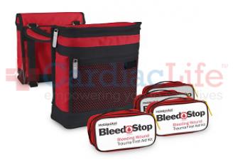 Bleedstop Ride-Along 200 Bleeding Wound Trauma First Aid Saddlebags