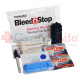Bleedstop Single 200 Compact Bleeding Wound Trauma First Aid Kit