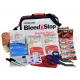 Bleedstop Double 100 OTS Bleeding Wound Trauma First Aid Kit