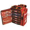 BleedStop XL 200 Mass-Casualty Bleeding Wound Trauma First Aid Backpack