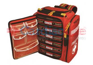 BleedStop XL 200 Mass-Casualty Bleeding Wound Trauma First Aid Backpack