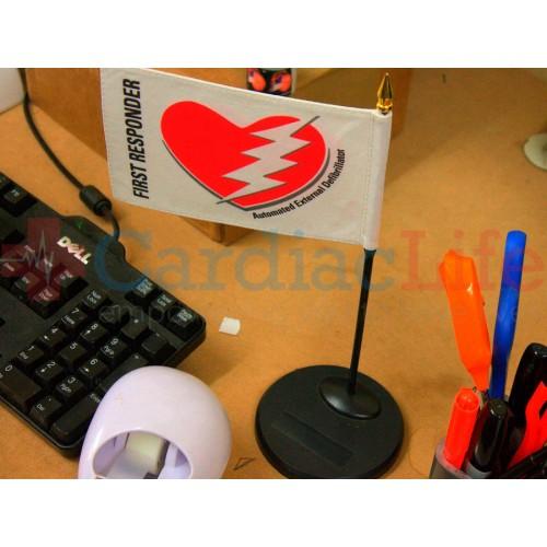 desktop flag for trained responders