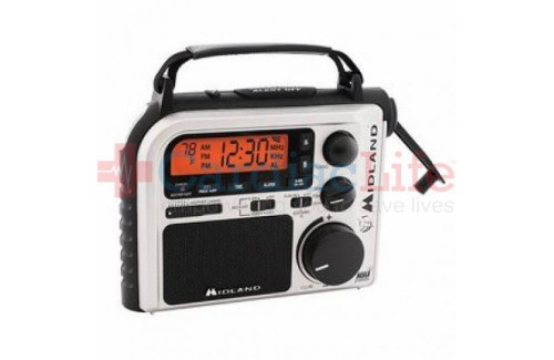 Midland NOAA Emergency Weather Alert Radio (70960)