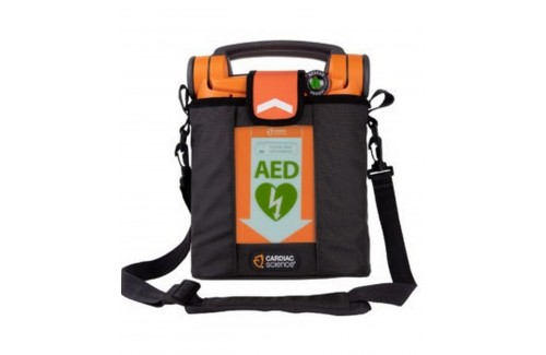 Cardiac Science Powerheart® G5 AED with Carry Sleeve NASPO