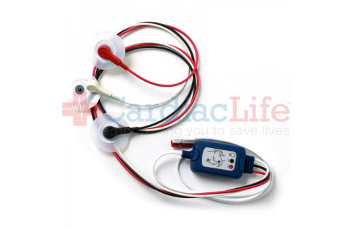 Cardiac Science 3 Lead ECG Cable
