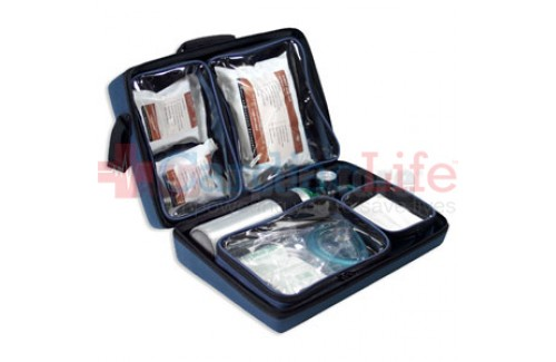 Cardiac Science Total Response Rescue Pack with Wire Rack