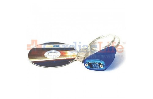 Cardiac Science USB to Serial Adapter Cable