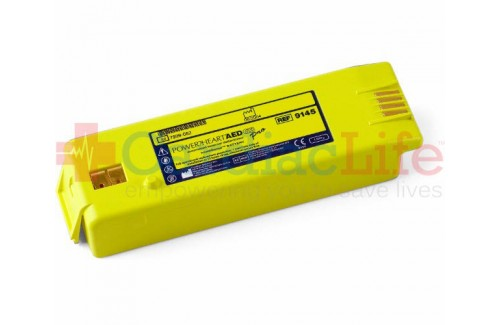 Cardiac Science Powerheart AED G3 Pro Non-Rechargeable Battery