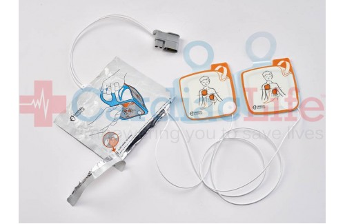 Cardiac Science Powerheart G5 AED Pediatric Intellisense Electrode Pads