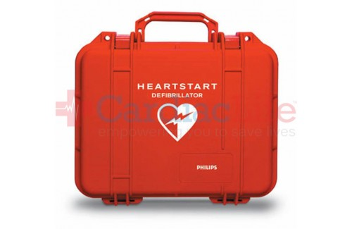 Philips HeartStart Hard-Sided Waterproof Carry Case