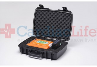 Cardiac Science Hard-Sided Carry Case for Powerheart G5 AED