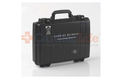 Cardiac Science Hard-Sided Watertight Carry Case