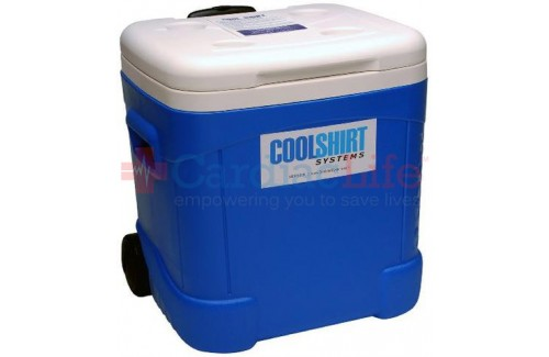 COOLSHIRT 60qt Multiperson System with 110 Motor
