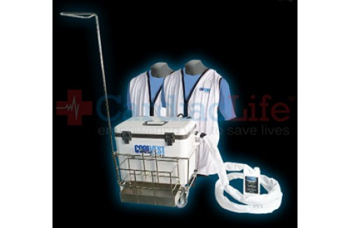 COOLSHIRT Dual-User Surgeons' Cooling System