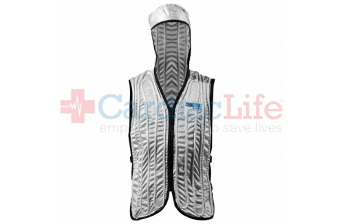 COOLSHIRT Premium Hooded CoolVest