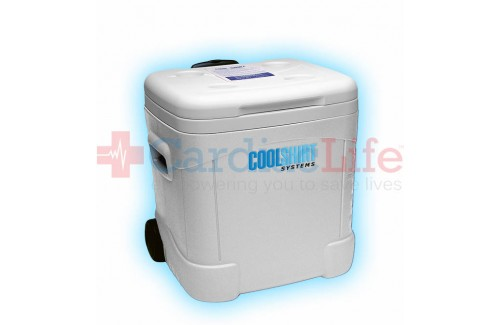 COOLSHIRT 6-Person Multiperson Cooler Only (IceHole)