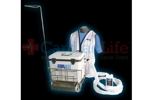COOLSHIRT Single-User Surgeons' Cooling System
