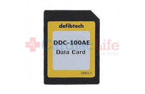 Defibtech Large Capacity Data Card W/ Audio Enabled