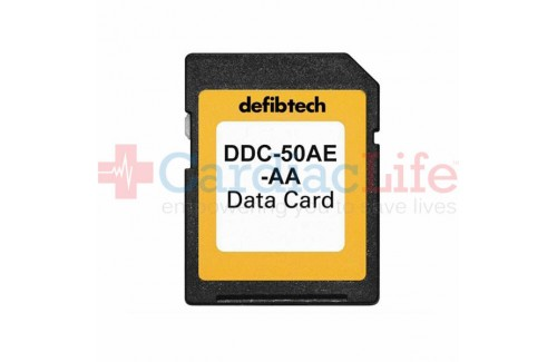 Defibtech Medium Capacity Data Card W/ Audio Enabled