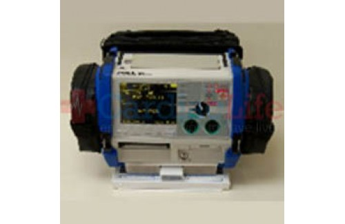 Defibrillator Mount for ZOLL® M Series w/Extreme Pack 2 & NIBP