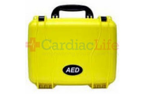 Defibtech Lifeline or Lifeline AUTO AED Deluxe Water-Resistant Hard Carry Case
