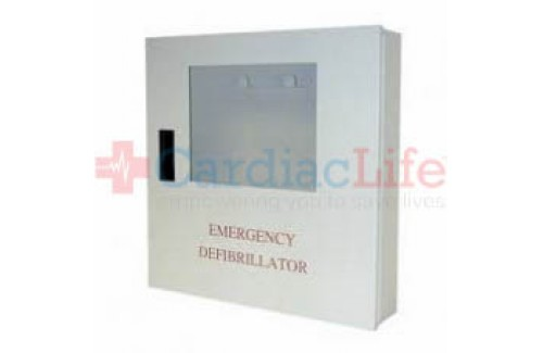 Defibtech Lifeline NON-Alarmed AED Wall Mount Cabinet