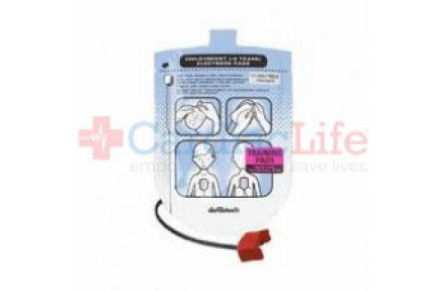 Defibtech Pediatric Training Electrode Kit with Pads and Wire