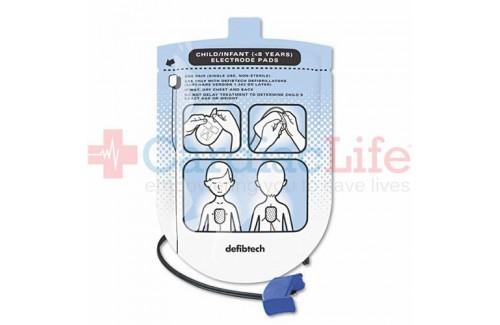 Defibtech Lifeline Pediatric Defibrillation Pads