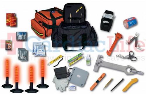 EMI Road Warrior Kit - Orange
