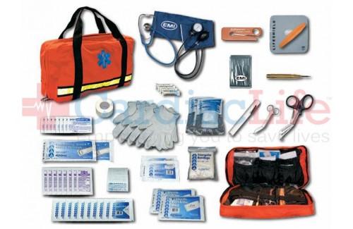 EMI Flat-Pac Response Kit - Navy