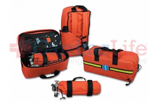 EMI Airway Trauma Response System - Orange
