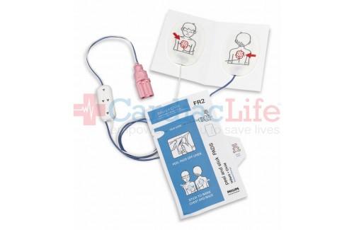 Philips HeartStart FR2 AED Infant Child Pads