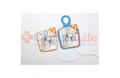 Cardiac Science Powerheart AED G5 Adult Intellisense Pads