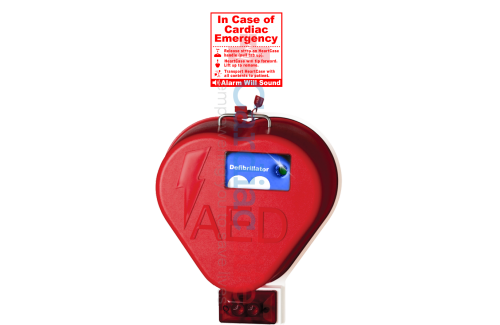 HeartStation HeartCase™ Outdoor AED Cabinet