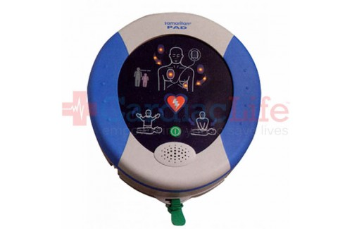 HeartSine samaritan PAD 350P AED Aviation Package