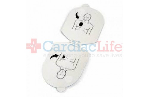 HeartSine samaritan Trainer Defibrillator Pads (Set of 10)