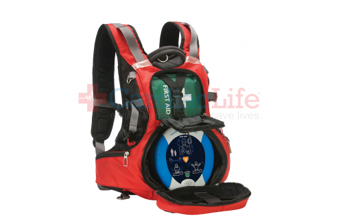 HeartSine Samaritan Mobile AED Rescue Backpack